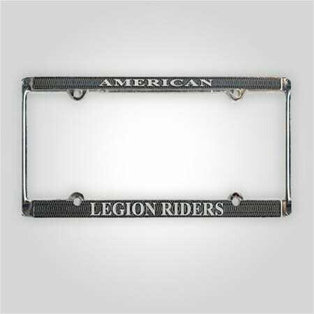 Legion Riders License Plate Frame