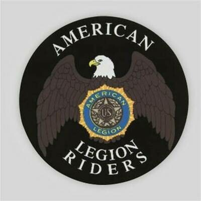 Legion Riders Removable Decal - 12