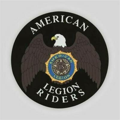 Legion Riders Removable Decal - 3