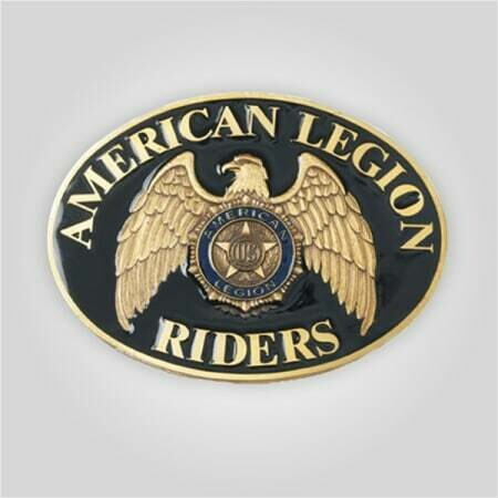 Legion Riders Belt Buckle