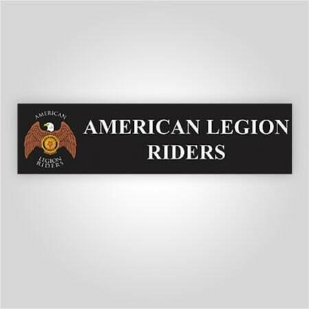 Legion Riders Bumper Sticker