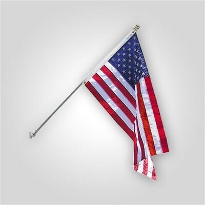 Spinning Home Flag Set