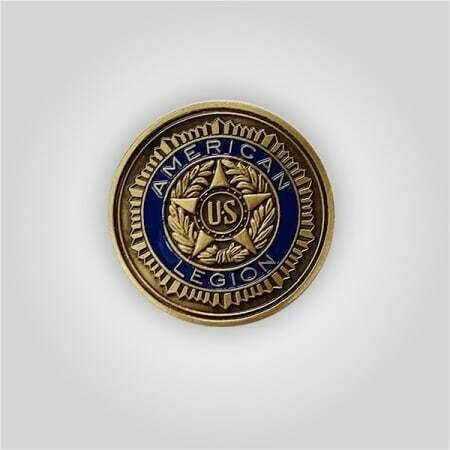 "Legion Emblem ""Thank You"" Coin"