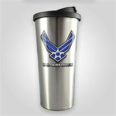 Air Force Stainless Travel Mug