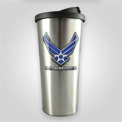 Air Force Stainless Travel Mug
