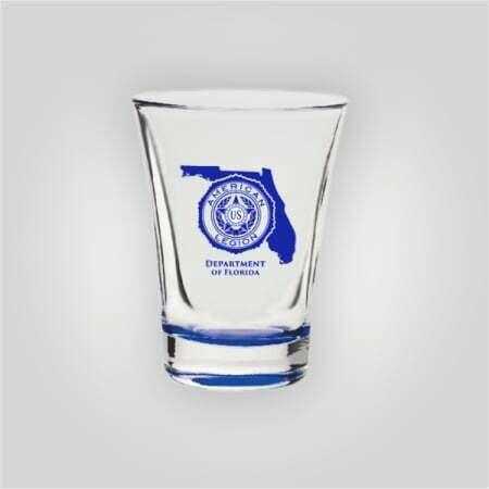 Florida Legion Shot Glass