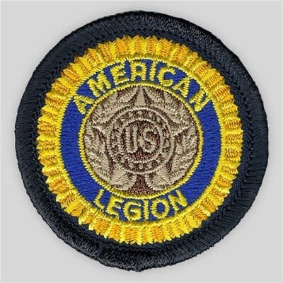 Embroidered Legion Patch - 1 1/2