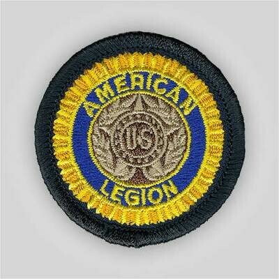Embroidered Legion Patch 1 3/4
