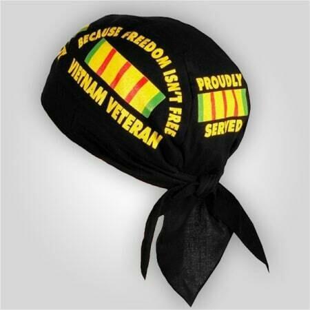 Vietnam Veteran Do-Rag