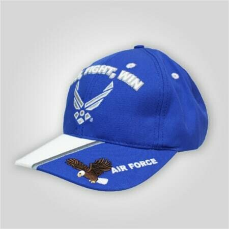 """Air Force """"Fly, Fight, Win"""" Cap"""