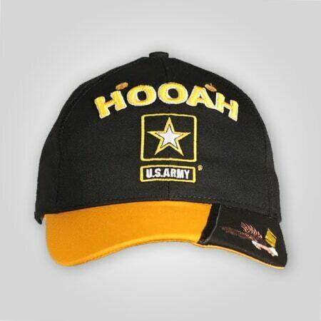 """Army """"HOOAH"""" Cap"""