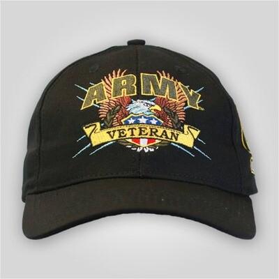 Army Veteran Cap
