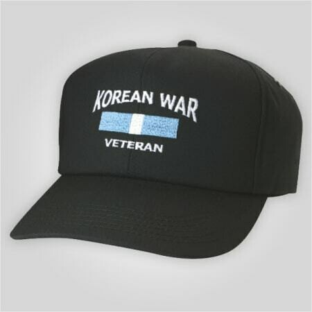 Korean War Veteran Cap