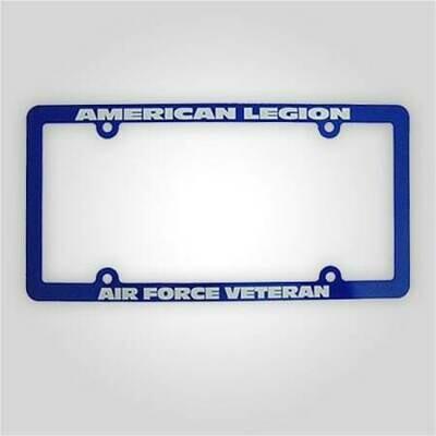 American Legion - Air Force Veteran License Plate Frame