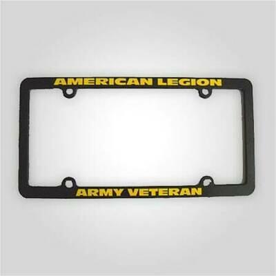 American Legion Army Veteran License Plate Frame