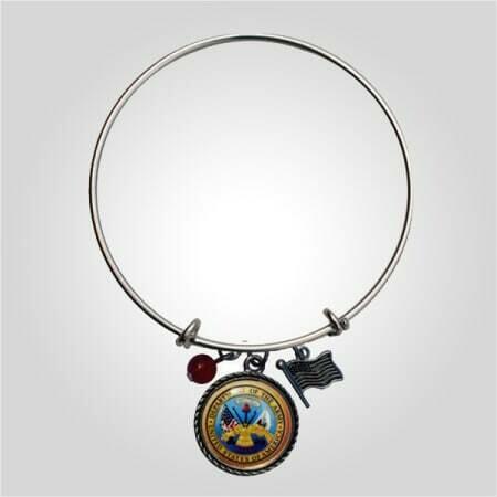 Army Bangle Bracelet