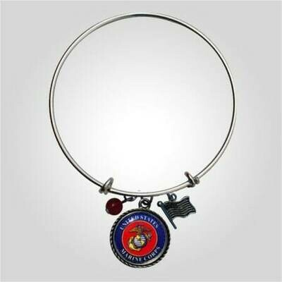 Marines Bangle Bracelet