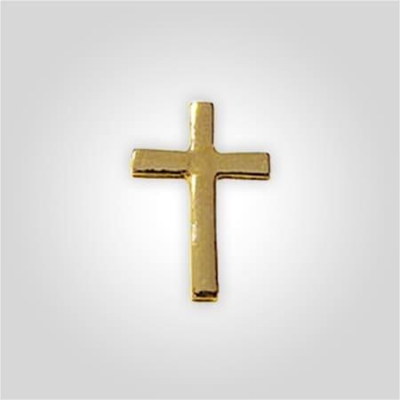 Gold Chaplain Cross Tack