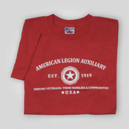 Auxiliary Serving T-Shirt