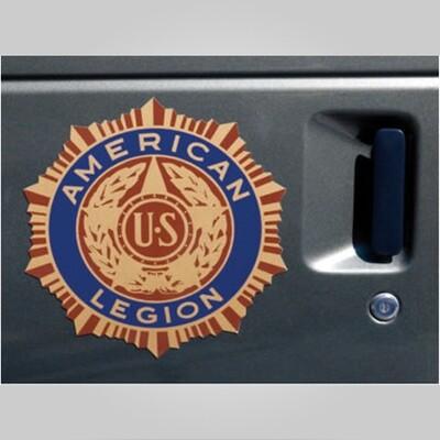 Legion Emblem Auto Magnet - 11.5