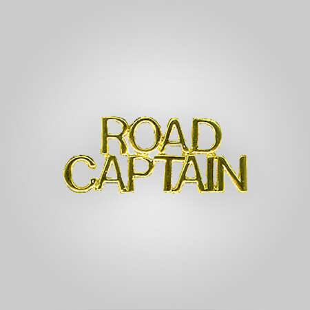 Road Captain Cap Bar