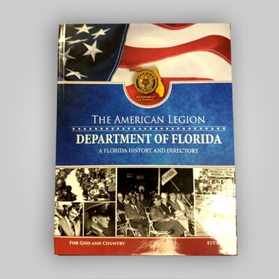 Florida History and Directory Book