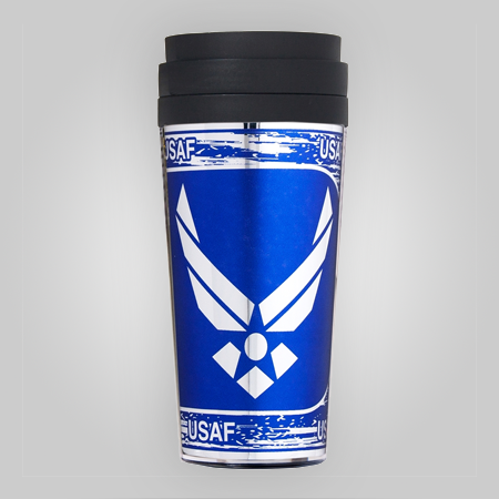 Air Force 16oz Acrylic Tumbler