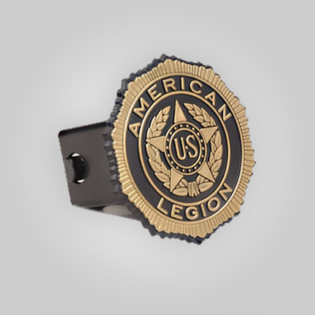 Legion Hitch Cover