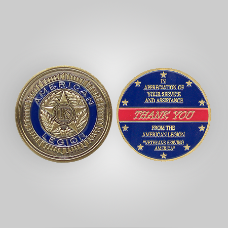 Legion Appreciation Coin