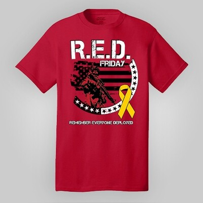 R.E.D. Friday Shirt