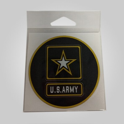 Army Branch of Service Decal