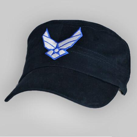 US Air Force Flat Top Cap