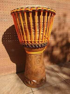 Ghana Djembe Drum 12.5