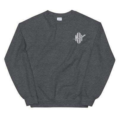 Embroidered NHS Logo Sweatshirt (Unisex)