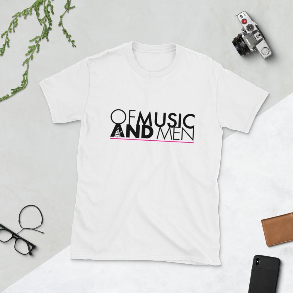 OM&M Podcast Logo Tee Unisex