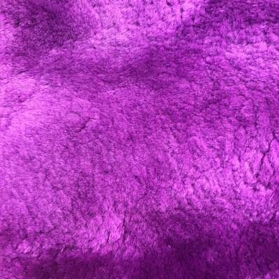 Purple Sheepskin