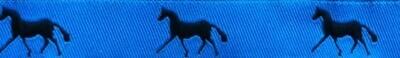 Horse Binding- Aegean/ Black Horse