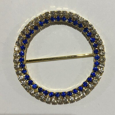 50mm Royal Double Row Ring