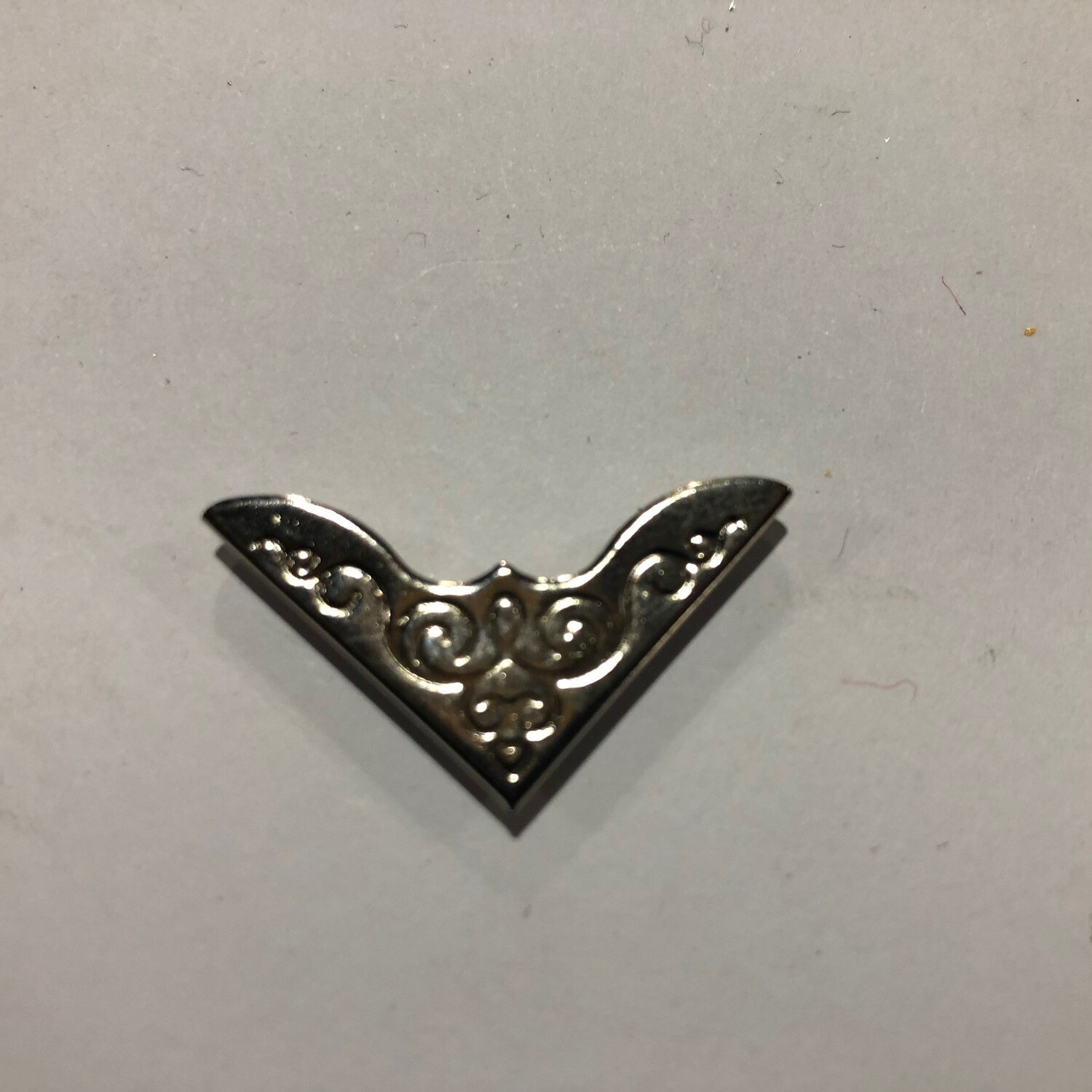 Silver Tips 32mm wide