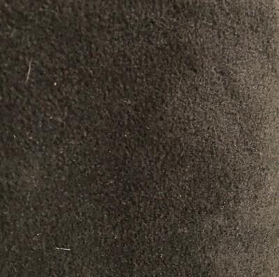 Polar Fleece Saddle Cover -Black