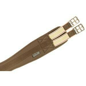 Equiprene Elastic Girth - Brown 100cm