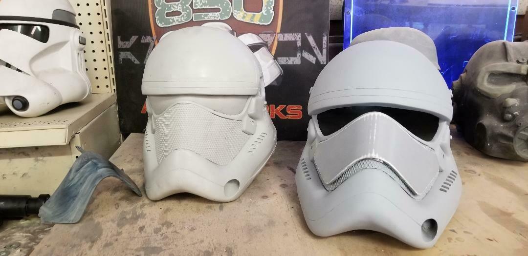 FOTK First Order Stormtrooper Helmet Kit