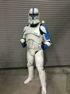 Phase 1/2 movie style clone armor kit