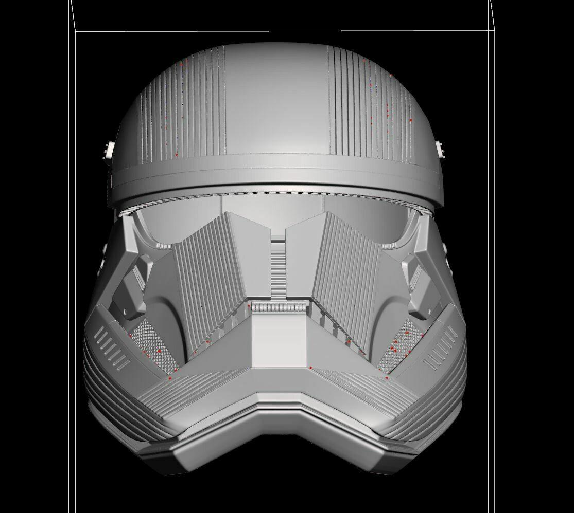 Sith Trooper HELMET 3D Files 2020 Final Version