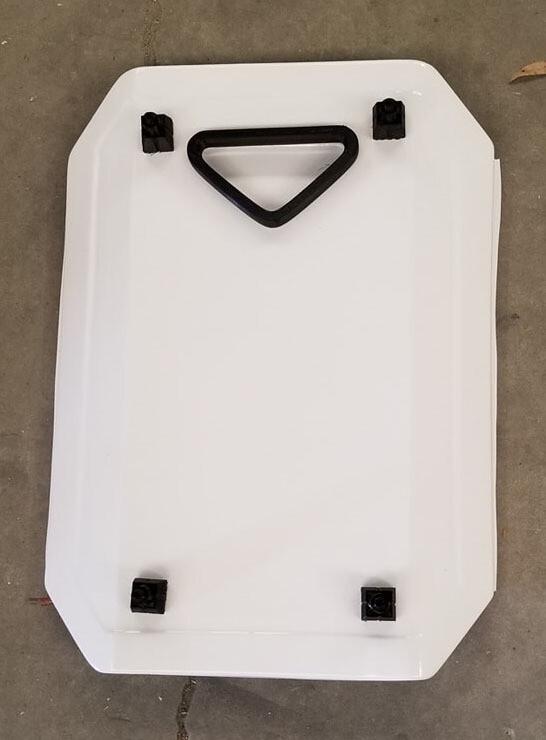 First Order Stormtrooper Riot Shield Kit