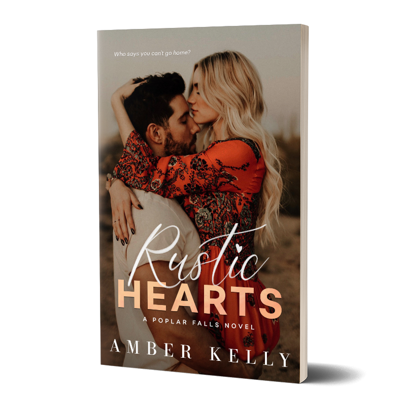 Rustic Hearts Paperback