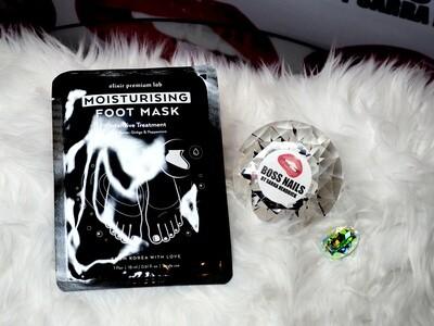 Moisturizing Foot Mask