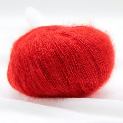 Silk mohair  (6024/Красный)