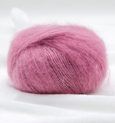 Silk mohair  (7259/Пыльная роза)