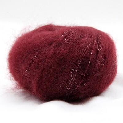 Silk mohair LUX  (5891/Бордо)